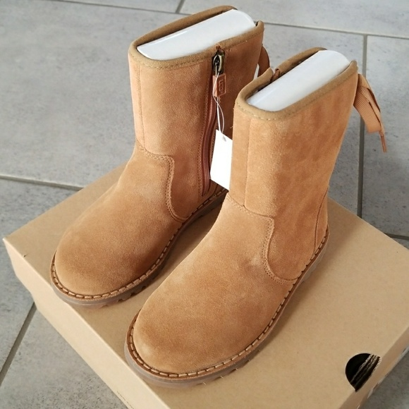 893bf478335 Ugg Corene Toddler Boots size 10 NWT
